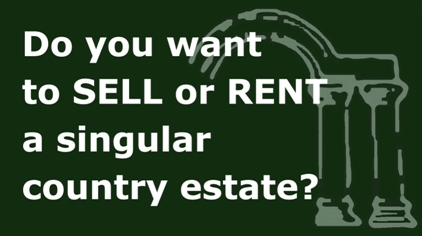 Sell or rent a house unique and charming, country estate or hunting estate, or to contact us for any matter, please fill out the form and indicate your telephone number in the messages